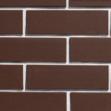 Плитка клинкерная фасадная, 240x71x10мм, Шоколад накат СКАЛА
