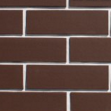 Плитка клинкерная фасадная 283х84х10 мм ласточкин хвост, Шоколад
