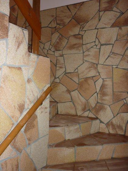 Декоративный камень - фасад вентилируемый, штукатурный, клин.