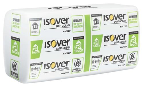 Универсальная теплоизоляция в плитах ISOVER Мастер-Плита