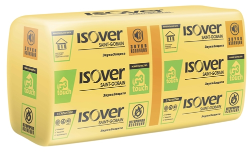 Эффективная защита от шума ISOVER ЗвукоЗащита
